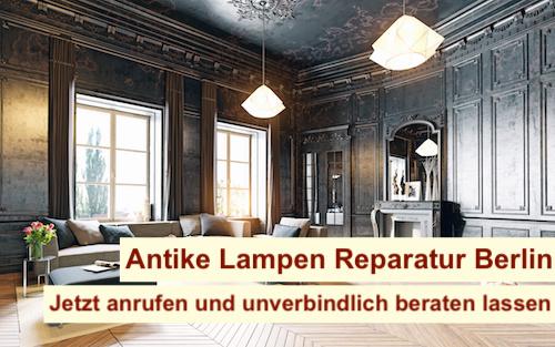 Antike Lampen Reparatur Berlin