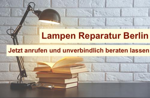 Lampen Schalter reparieren Berlin