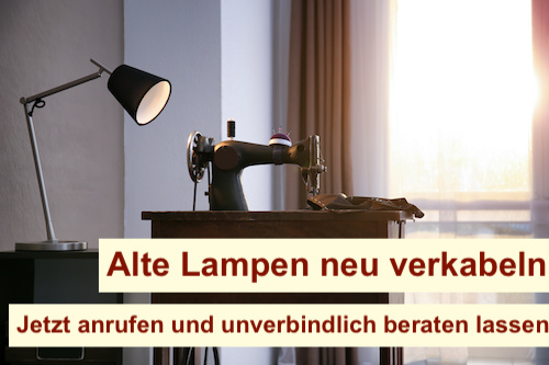 alte lampen neu verkabeln berlin lampen verkabelung berlin. Black Bedroom Furniture Sets. Home Design Ideas