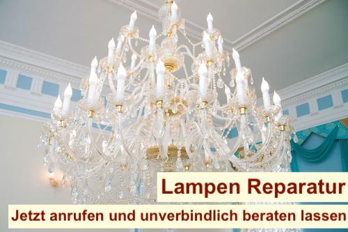 Lampen Reparatur Berlin Charlottenburg