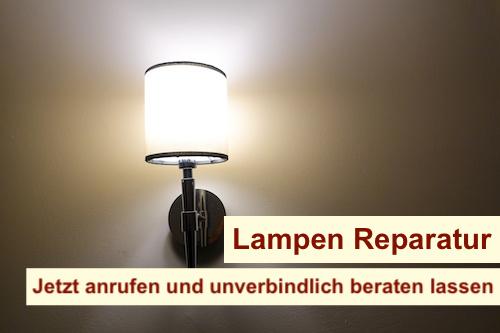 Lampen Reparatur Berlin Spandau