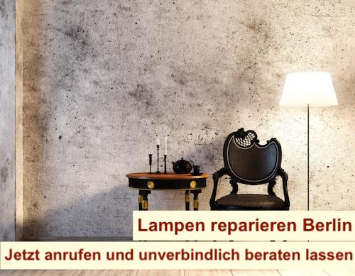 Lampen Trafo reparieren Berlin