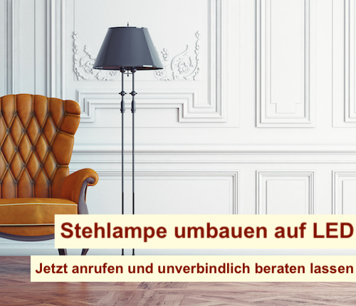 stehlampe umbauen auf led berlin lampen reparatur berlin. Black Bedroom Furniture Sets. Home Design Ideas