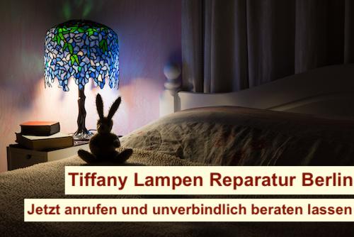 Tiffany Lampen Reparatur Berlin